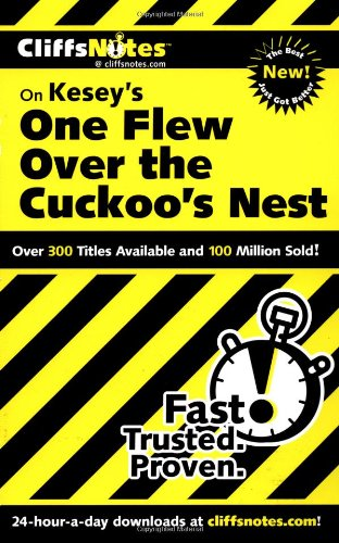 Kesey's One Flew over the Cuckoo's Nest   2001 edition cover
