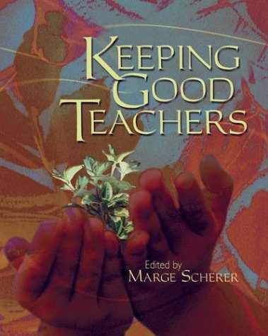 Keeping Good Teachers   2003 edition cover