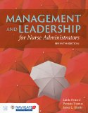 Management and Leadership for Nurse Administrators  7th 2016 edition cover