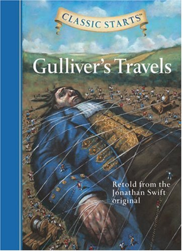 Gulliver's Travels   2006 edition cover