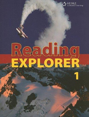 Reading Explorer   2009 edition cover