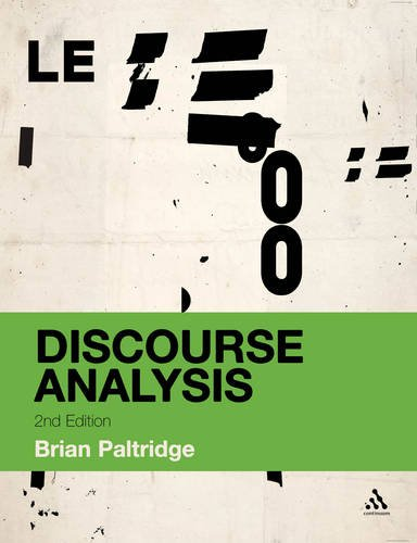 Discourse Analysis An Introduction 2nd 2012 9781441167620 Front Cover
