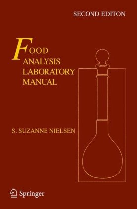 Food Analysis Laboratory Manual  2nd 2010 edition cover