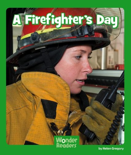 A Firefighter's Day:   2013 edition cover