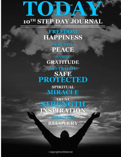 Today 10th Step Day Journal N/A 9781490482620 Front Cover
