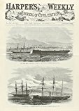Harper's Weekly December 19 1863  N/A 9781557097620 Front Cover