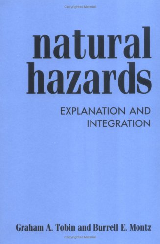 Natural Hazards Explanation and Integration  1997 edition cover