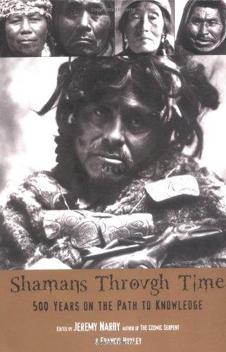 Shamans Through Time  Reprint edition cover
