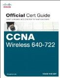 CCNA Wireless 640-722   2014 edition cover