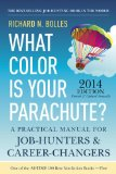 What Color Is Your Parachute? 2014 A Practical Manual for Job-Hunters and Career-Changers  2013 edition cover