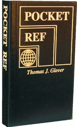 Pocket Ref  4th 2010 edition cover