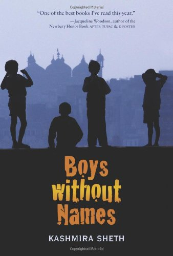 Boys Without Names   2011 edition cover