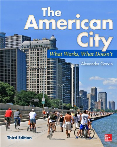 American City: What Works, What Doesn't  3rd 2014 edition cover