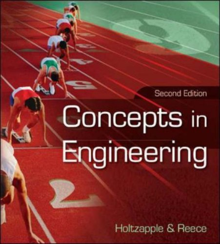Concepts in Engineering  2nd 2008 (Revised) 9780073191621 Front Cover