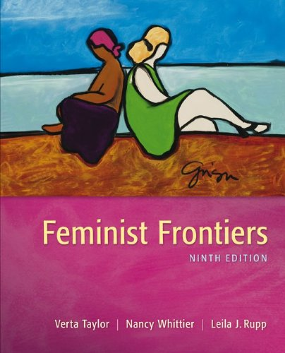 Feminist Frontiers  9th 2012 edition cover
