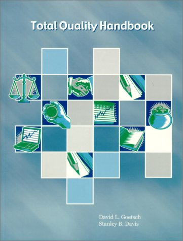 Total Quality Handbook   2001 edition cover