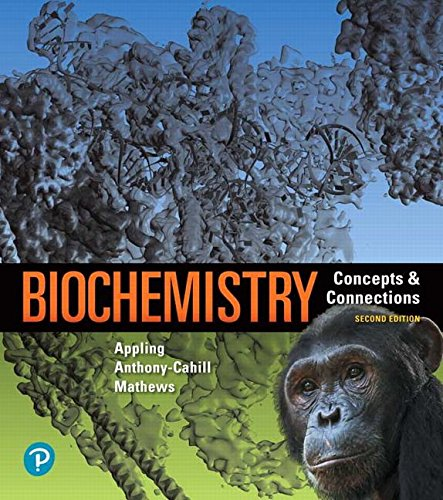 Biochemistry Concepts and Connections 2nd 2019 9780134641621 Front Cover