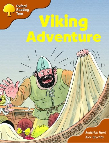 Oxford Reading Tree: Stage 8: Storybooks (Magic Key): Viking Adventure (Oxford Reading Tree) N/A edition cover
