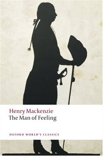 Man of Feeling  2nd 2009 edition cover