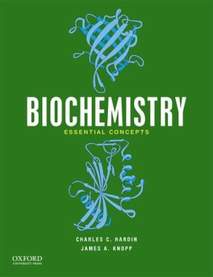 Biochemistry Essential Concepts  2011 edition cover