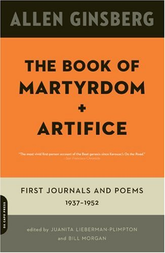 Book of Martyrdom + Artifice First Journals and Poems, 1937-1952  2007 edition cover