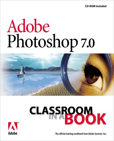 Adobe� Photoshop� 7. 0   2002 edition cover