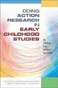Doing Action Research in Early Childhood Studies   2008 edition cover