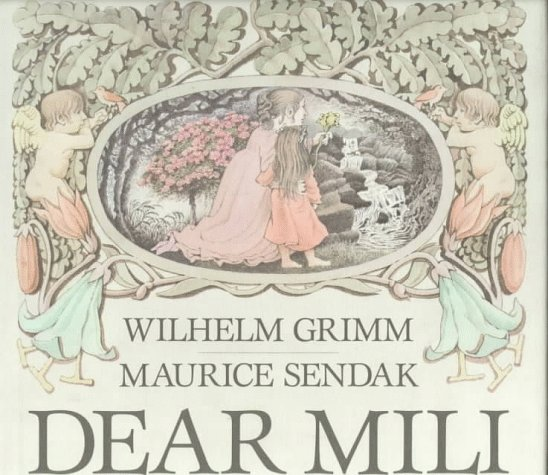 Dear Mili  N/A 9780374317621 Front Cover