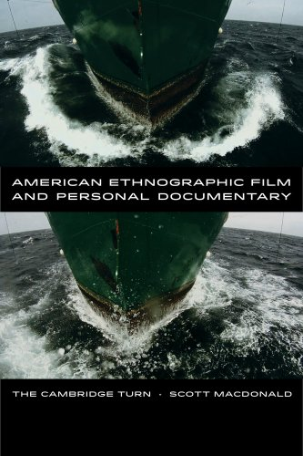 American Ethnographic Film and Personal Documentary The Cambridge Turn  2013 edition cover
