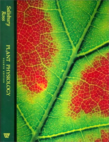Plant Physiology  4th 1992 (Revised) 9780534151621 Front Cover