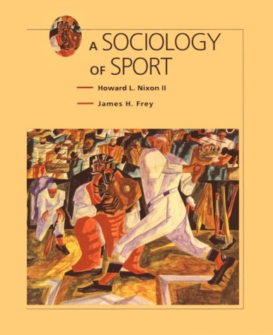 Sociology of Sport   1996 edition cover