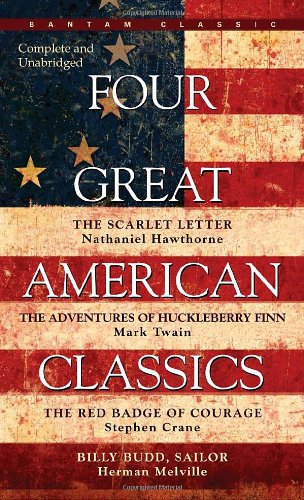 Four Great American Classics   2008 9780553213621 Front Cover