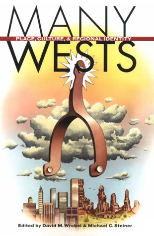 Many Wests Place, Culture and Regional Identity  1997 edition cover