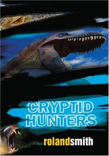 Cryptid Hunters  N/A edition cover