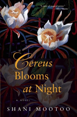 Cereus Blooms at Night   2009 edition cover