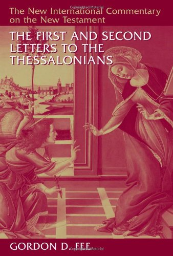 First and Second Letters to the Thessalonians   2009 edition cover