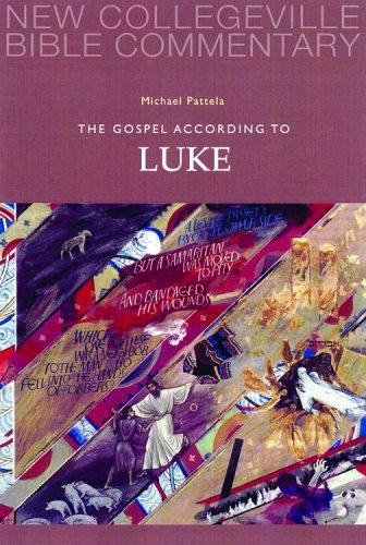 Gospel According to Luke   2005 edition cover