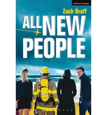 All New People:   2012 edition cover