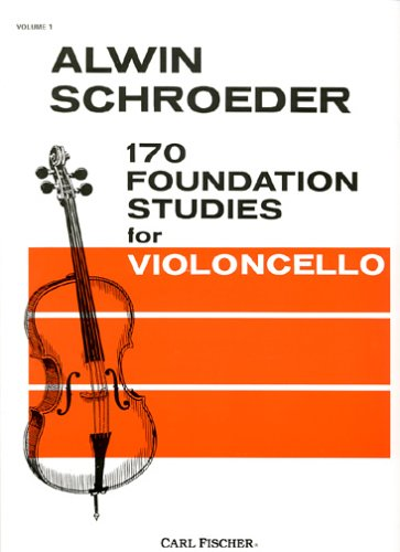 170 Foundation Studies for Violoncello  N/A edition cover