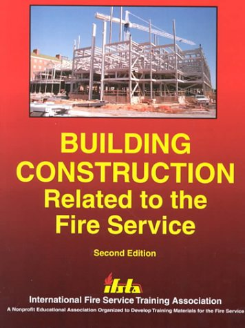 Building Construction Related to the Fire Service 2nd 1999 edition cover