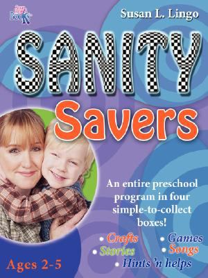 Sanity Savers:   2007 edition cover