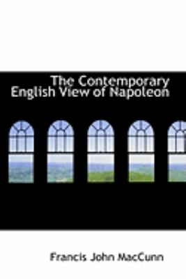 The Contemporary English View of Napoleon:   2009 edition cover