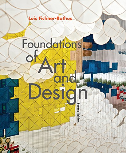 Foundations of Art and Design:   2014 edition cover