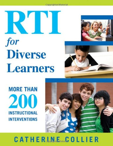 RTI for Diverse Learners More Than 200 Instructional Interventions  2010 edition cover
