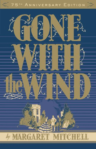 Gone with the Wind  75th 9781451635621 Front Cover