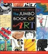 Jumbo Book of Art   2003 9781550747621 Front Cover