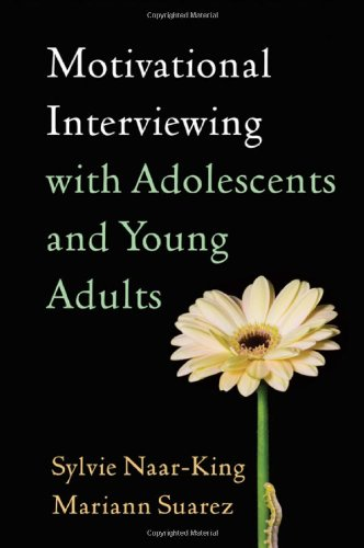 Motivational Interviewing with Adolescents and Young Adults   2011 edition cover