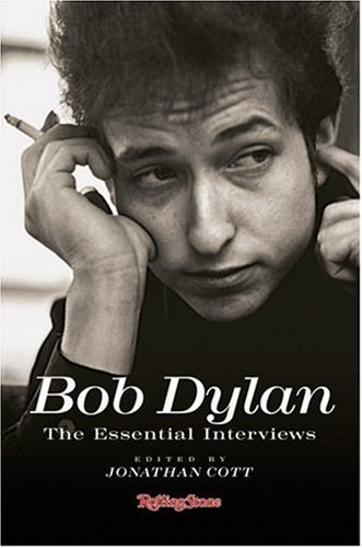Bob Dylan The Essential Interviews N/A edition cover