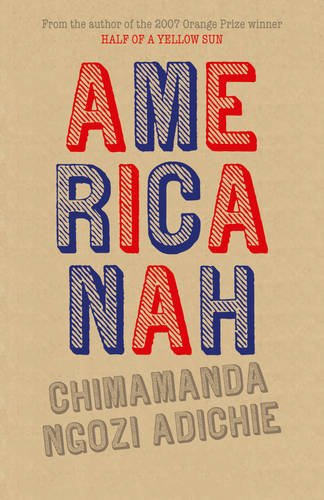 Americanah   2013 9780007362622 Front Cover