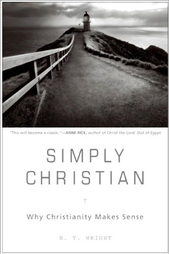 Simply Christian Why Christianity Makes Sense N/A 9780061920622 Front Cover